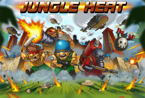 Jungle-Heat-War-of-Clans