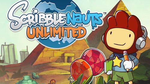 Scribblenauts-Unlimited