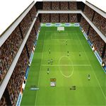 بازی فوتبال آنلاین سه بعدی