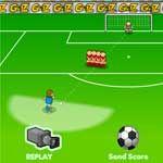 مسابقه ضربات ایستگاهی فوتبال