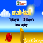 بازی Crab Volleyball