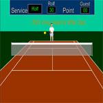 بازی آنلاین آنلاین تنیس خاکی
