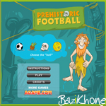 بازی prehistoric_football