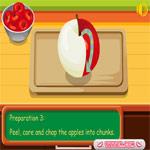 بازی دخترانه آشپزی کیک تولد