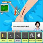 بازی جراحی دست