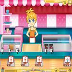 بازی بستنی فروشی