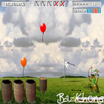 بازی Balloon hunter